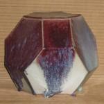 tecnica: placa / montagem com quadrados e hexagono