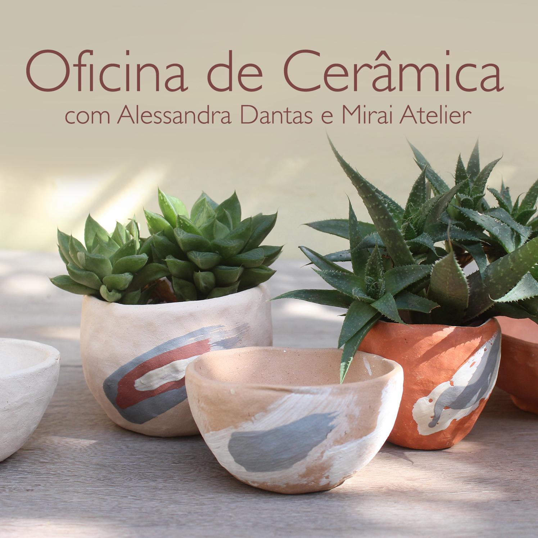 oficina de cerâmica